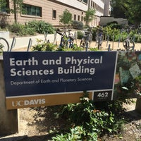 Photo taken at Earth & Physical Sciences Building by Larry K. on 4/16/2016
