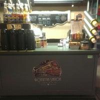 Photo taken at Pointsettia Coffee Station by Chris H. on 1/16/2014