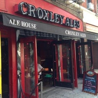 Photo taken at Croxley's Ale House by Dave F. on 7/3/2013