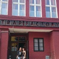 Photo taken at Trap Factory by Év Utazója on 9/6/2014