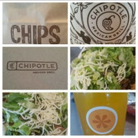 Photo taken at Chipotle Mexican Grill by frankd R. on 8/1/2015