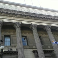 Photo taken at Banco República (BROU) by Andanças d. on 6/10/2016