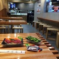 Photo taken at Sushi Hub by Vlada K. on 5/26/2014