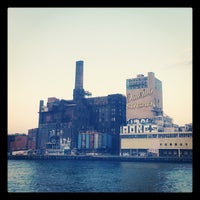 Photo taken at Domino Sugar Factory by Adam S. on 9/30/2012
