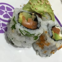 Photo taken at Planet Sushi by Trillian S. on 3/19/2016