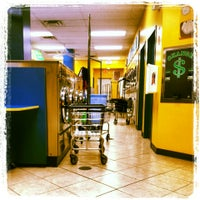 Photo taken at Coral Way Lavanderia Coin Laundry by Dee M. on 6/4/2014