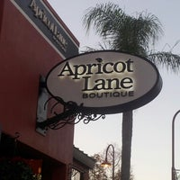 Photo taken at Apricot Lane Boutique by Luis G. on 12/1/2012