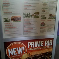 Photo taken at Quiznos by Luis G. on 11/7/2012