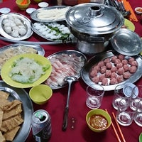 Photo taken at Restoran Teo Chiew (潮州大饭店) by David H. on 10/6/2014