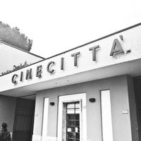Photo taken at Cinecittà Studios by Inês P. on 5/16/2013