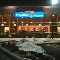 Photo taken at Capital One Bank by Rachel B. on 9/17/2015