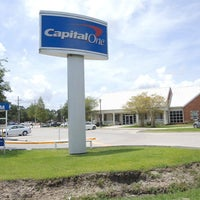 Photo taken at Capital One Bank by Rachel B. on 7/6/2015