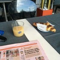 Photo taken at MangiaRè Lounge Cafè by 🐈Giobigot🐈 on 8/5/2014