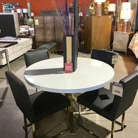 Photo taken at Wickmans Furniture by Yext Y. on 4/11/2017