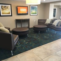 Photo taken at Candlewood Suites Columbia-Ft. Jackson by Yext Y. on 4/9/2018
