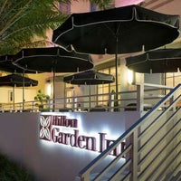 photo taken at hilton garden inn miami south beach royal polo by yext y - Hilton Garden Inn Miami South Beach