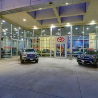 Photo taken at Toyota of Lancaster by Yext Y. on 11/18/2017