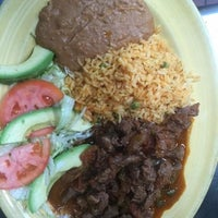Photo taken at Manuel's Mexican Restaurant by Yext Y. on 9/1/2017
