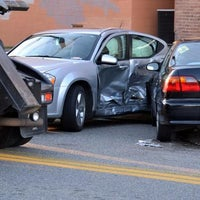 Photo taken at Car Accident Attorney Steven L. Chung by Yext Y. on 5/5/2016