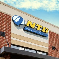 Photo taken at NTB-National Tire & Battery by Yext Y. on 3/14/2018
