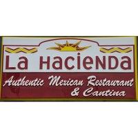 Photo taken at La Hacienda Mexican Restaurant & Cantina by Yext Y. on 10/10/2017