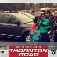 Photo taken at Thornton Road Chrysler Dodge Jeep Ram by Yext Y. on 7/2/2016