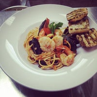 Photo taken at Trattoria Del Sud by Yext Y. on 7/1/2016