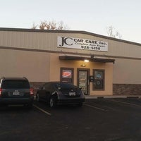 Photo taken at JC Car Care & Tire by Yext Y. on 4/27/2017