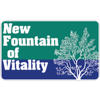 Photo taken at New Fountain of Vitality by Yext Y. on 10/27/2016