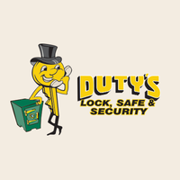 Photo taken at Duty's Lock, Safe & Security Inc by Yext Y. on 12/22/2017