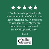 Photo taken at Dallas Chiropractic Life Center, Inc. by Yext Y. on 12/18/2017