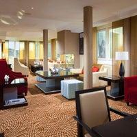 Das Foto wurde bei Leipzig Marriott Hotel von Yext Y. am 7/11/2017 aufgenommen