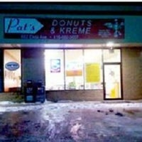 Photo taken at Pat's Donuts & Kreme Inc by Yext Y. on 9/14/2016