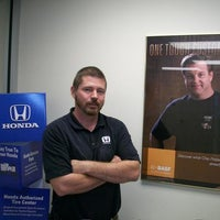 Photo taken at O'Donnell Honda Service Center by Yext Y. on 11/21/2017