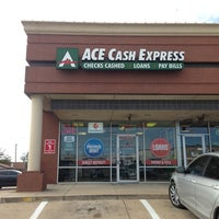 Photo taken at ACE Cash Express by Yext Y. on 7/27/2017
