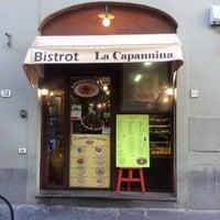 Foto scattata a La Capannina Bistrot da Yext Y. il 5/27/2017