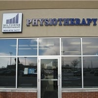 Photo taken at Miltowne Physiotherapy by Yext Y. on 7/1/2016