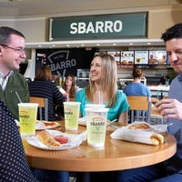 Photo taken at Sbarro by Yext Y. on 4/4/2018