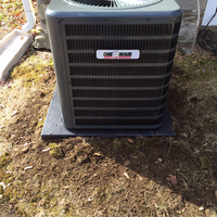 Photo taken at One Hour Heating & Air Conditioning by Yext Y. on 7/29/2016
