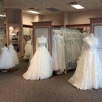 Photo taken at David's Bridal by Yext Y. on 4/10/2017
