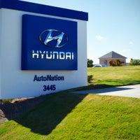 ... Photo Taken At AutoNation Hyundai Mall Of Georgia By Yext Y. On 10/12