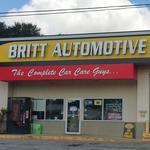 Photo taken at Britt Automotive Inc by Yext Y. on 7/11/2018