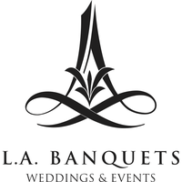Photo taken at L.A. Banquets - Le Foyer Ballroom by Yext Y. on 8/11/2016