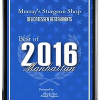 Photo taken at Murray's Sturgeon Shop by Yext Y. on 7/13/2017