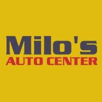 Photo taken at Milo's Auto Center by Yext Y. on 12/12/2017
