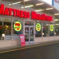 Photo taken at Mattress MegaStore by Yext Y. on 8/17/2016