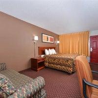 Photo taken at Americas Best Value Inn - Tulsa West (I - 44) by Yext Y. on 8/5/2016