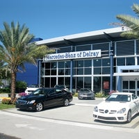... Photo Taken At Mercedes Benz Of Delray By Yext Y. On 10/12