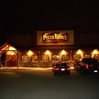 Photo taken at Pizza Ranch by Yext Y. on 3/30/2017