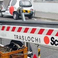 Photo taken at Traslochi Scabelli by Yext Y. on 5/4/2017